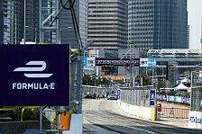 Formel E Hongkong: Das völlig kuriose Startampel-Problem