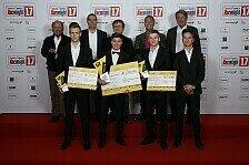 Dennis Marschall überzeugt Jury der Deutsche Post Speed Academy