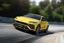 Lamborghini stellt mit dem Urus den ersten Super-SUV vor