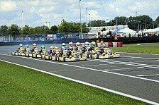 ADAC Kart Academy startet mit vielen Neuerungen