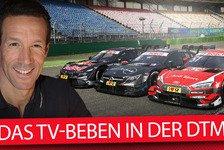 Sat.1 statt ARD 2018: DTM-Experte Manuel Reuter im Interview