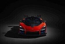 Auto - Bilder: McLaren Senna - Neuestes Geschoss aus Woking