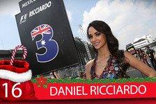 Formel-1-Zeugnis: Daniel Ricciardos Saison-Fazit 2017