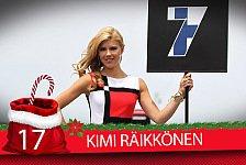 Formel-1-Zeugnis: Kimi Räikkönens Saison-Fazit 2017