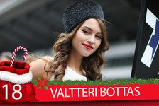 Formel-1-Zeugnis: Valtteri Bottas' Saison-Fazit 2017
