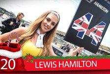 Formel-1-Zeugnis: Lewis Hamiltons Saison-Fazit 2017