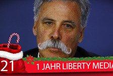 Formel-1-Zeugnis: Brawn, Carey & Liberty in der Kritik
