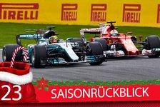 Formel-1-Zeugnis: Wie gut war die Saison 2017?