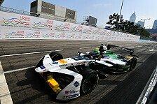 Formel E: Audi testet DTM-Fahrer Nico Müller in Marrakesch