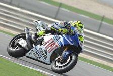 MotoGP - 2. Training, MotoGP: Yamaha bleibt stark