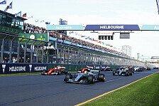 Wegen Halo: Formel 1 führt 2018 neue Startampel ein