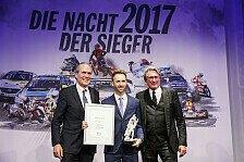 ADAC SportGala 2017: Die Nacht der Sieger