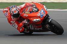 MotoGP - Stoner hatte noch Reserven