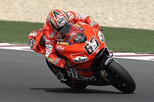 MotoGP - Capirossi bedauert verpasste Chance