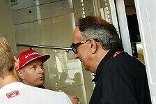 Ferrari an Kimi Räikkönen: 2018 bitte mehr als Teilzeit-Gott