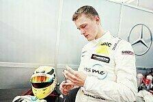 Maximilian Günther testet Formel-E-Rennauto in Marrakesch