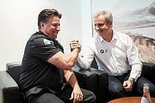 Marquardt und Andretti im Interview: Ergänzen uns sehr gut