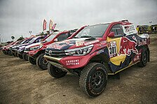 Dakar - Video: Rallye Dakar 2018: Highlights der 1. Etappe