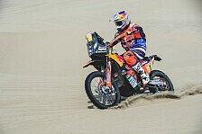 Rallye Dakar 2018: KTM-Ass Sunderland in Führung