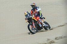Rallye Dakar 2018: Motorrad-Etappe abgesagt, Walkner vor Sieg