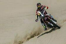 Rallye Dakar 2018: Barreda siegt, Walkner und KTM fallen zurück