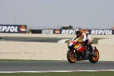 MotoGP - Warm Up, MotoGP: Pedrosa kommt in Fahrt