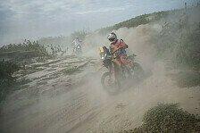 Rallye Dakar 2018: KTM gibt Entwarnung bei Sunderland