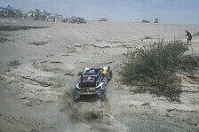 Rallye Dakar 2018: Peterhansel mit Problem, Sainz erbt Führung