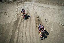 Rallye Dakar 2018: KTM gewinnt, Yamaha bleibt in Führung