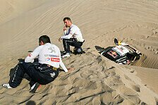 Dakar - Video: Sebastien Loeb: Das hat ihn zum Dakar-Comeback bewegt