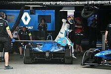 Formel E: Boxenstopp-Neuerung sorgt für großen Wirbel