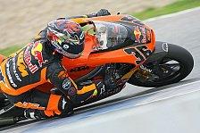 Moto2 - Kallio bleibt bei KTM