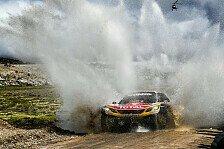 Rallye Dakar 2018: Peterhansel gewinnt, Sainz bleibt Leader
