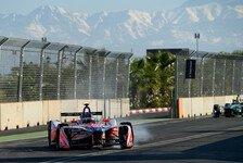 Formel E Marrakesch 2018: Die Video-Highlights aus Marokko