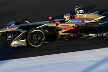 Formel E Chile: Vergne holt Pole - Lotterer verpasst Sensation