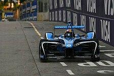 Formel E - Video: Formel E Marrakesch 2018: Highlights und Unfälle aus dem Quali