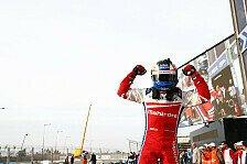 Formel E Rom: Rosenqvist auf Pole - Unfall in der Boxengasse!