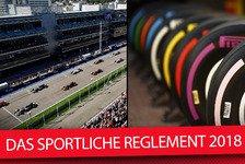Formel 1 - Video: Formel 1 2018: Das ist neu im sportlichen Reglement