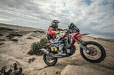 Rallye Dakar 2019: Barreda (Honda) gewinnt 1. Etappe
