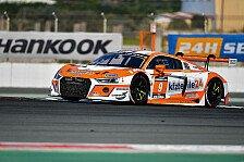 BWT Mücke Motorsport glänzt bei 24-Stunden-Renndebüt in Dubai