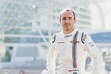 Formel 1 - Video: Formel 1: Deshalb macht Williams Robert Kubica zum Ersatzfahrer