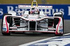 Formel E: Max Günther beeindruckt bei Debüt in Marrakesch