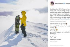 Lewis Hamilton is back: Formel-1- Champion zurück auf Instagram