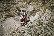 Dakar - Bilder: Rallye Dakar 2018 - 10. Etappe