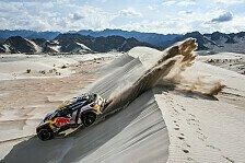 Dakar - Bilder: Rallye Dakar 2018 - 11. Etappe