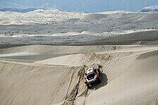 Rallye Dakar 2019 findet statt: Peru garantiert Finanzierung
