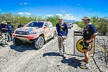 Dakar - Bilder: Rallye Dakar 2018 - 12. Etappe