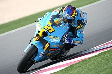 MotoGP - Glücklich trotz Schmerzen
