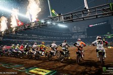 Games - Video: Monster Energy Supercross: Trailer zum Release