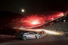 WRC - Bilder: Rallye Monte Carlo - Shakedown & WP1